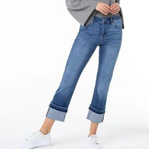 Liverpool The Crop Straight Jeans | 26